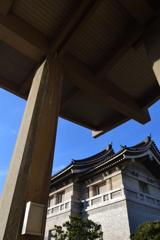 東京国立博物館東洋館(昭和モダン建築探訪)_f0142606_07394755.jpg