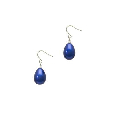 身につける漆 漆のアクセサリー ピアス 華蜜珠 コバルト色 坂本これくしょんの艶やかで美しくとても軽い和木に漆塗りのアクセサリー SAKAMOTO COLLECTION wearable URUSHI accessories pierces Flower Honey Jewel Cobalt blue ふっくらしたつぼみの形が愛らしく耳元で揺れる遊び心のあるデザインが印象的なフックピアス、発色の良い鮮やかなブルーが上品でクールな印象を演出、ととても軽く1日着けていても耳が痛くなりにくくかぶれ防止ウレタンコートで安心、オールシーズン活用できるアイテムです。 #ピアス #華蜜珠 #月あかり #ブルーピアス #フックピアス #軽いピアス #pierces #FlowerJewel #HoneyJewel #cobaltblue #jewelry #漆のピアス #耳が痛くない