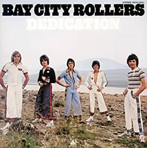 Bay City Rollers 「Dadication」 (1976)_c0048418_12570368.jpg