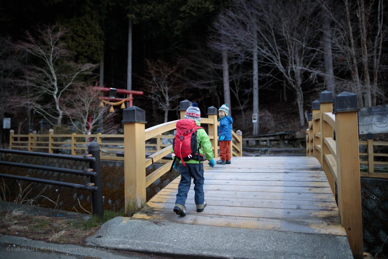 ちびっ子兄弟のチャレンジ春登山「石割山~平尾山」_c0369219_11422622.jpg