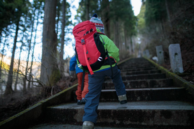 ちびっ子兄弟のチャレンジ春登山「石割山~平尾山」_c0369219_11504477.jpg