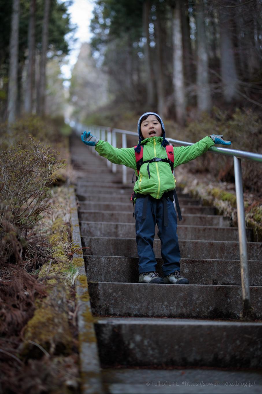 ちびっ子兄弟のチャレンジ春登山「石割山~平尾山」_c0369219_12013898.jpg