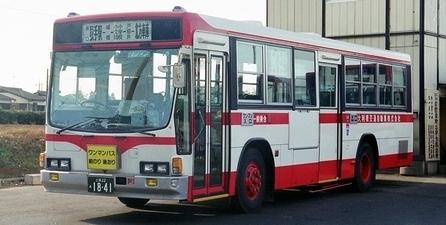 大利根交通自動車のキュービック_e0030537_02390183.jpg