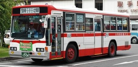 大利根交通自動車のキュービック_e0030537_02390219.jpg