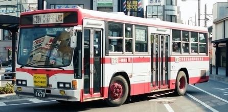 大利根交通自動車のキュービック_e0030537_02482192.jpg