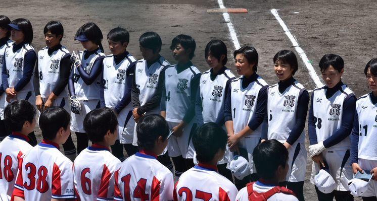 高校ソフトボールインターハイ予選_d0106648_19401204.jpg
