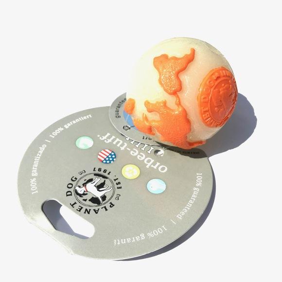 PLANET DOG Orbee-Tuff Ball プラネットドッグ オービータフ ボール_d0217958_1225597.jpg