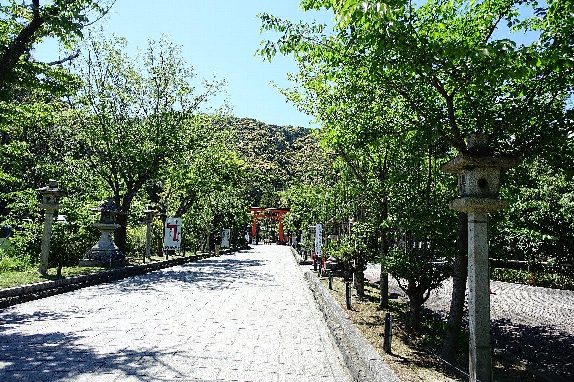 松尾大社 社殿(その1)_c0112559_07284551.jpg