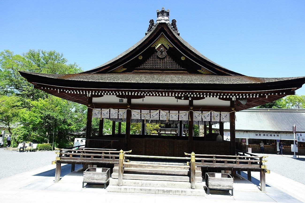 松尾大社 社殿(その1)_c0112559_07362886.jpg