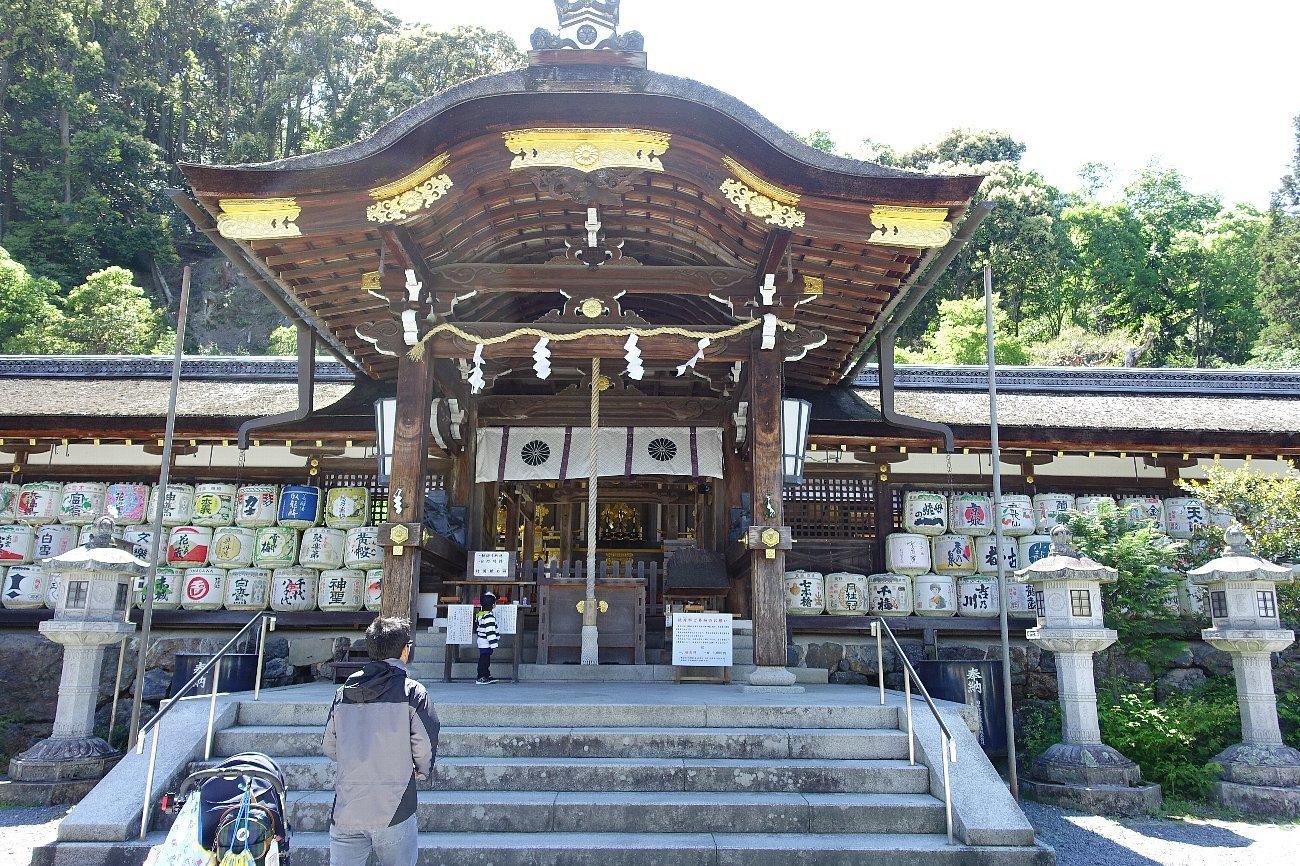 松尾大社 社殿(その1)_c0112559_07381542.jpg