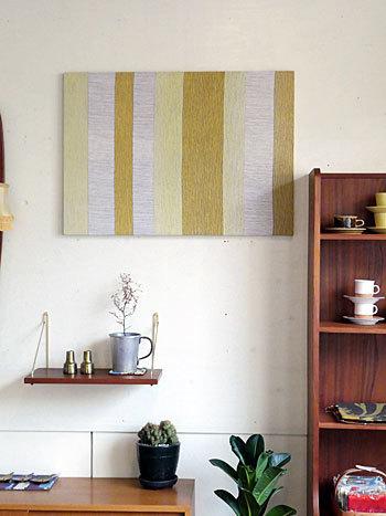 Vintage fabric panel / DENMARK_c0139773_18492437.jpg