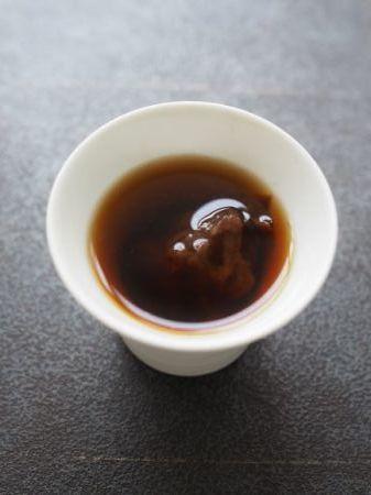 餡子入りコーヒー_e0148373_16500980.jpg