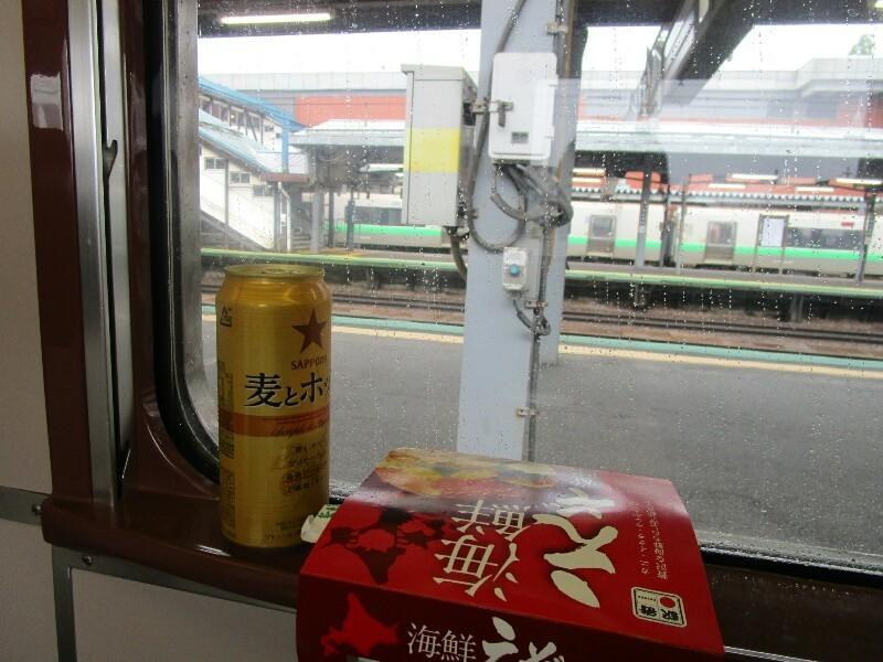 北海道again 4日目【定山渓−妹背牛】雨のため急遽輪行_e0201281_16582201.jpg