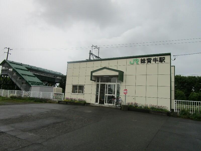 北海道again 4日目【定山渓−妹背牛】雨のため急遽輪行_e0201281_16584709.jpg