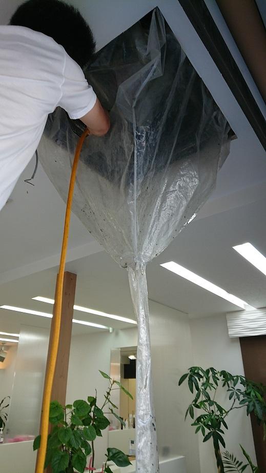 エアコンの掃除_f0172281_653502.jpg