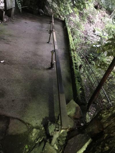 「かっぱ天国」のミカン山モノレール   箱根湯本_a0163788_12082062.jpg