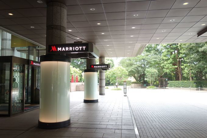 The Garden View@Tokyo Marriott Hotel_b0400788_12130878.jpg