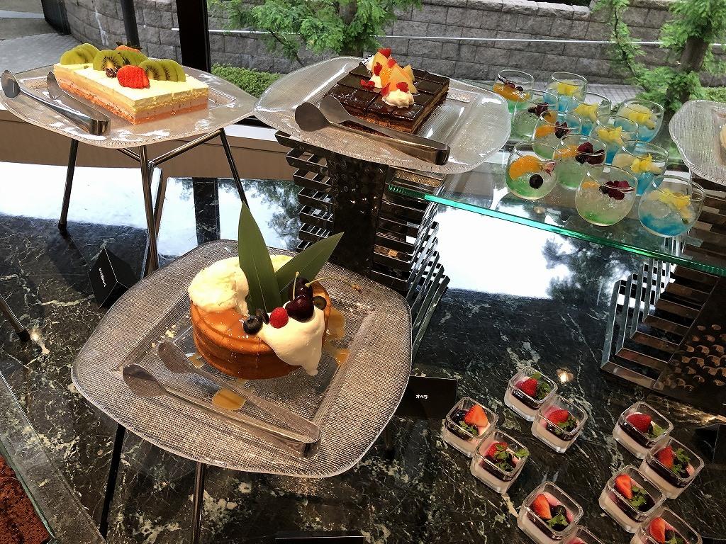 The Garden View@Tokyo Marriott Hotel_b0400788_12134326.jpg
