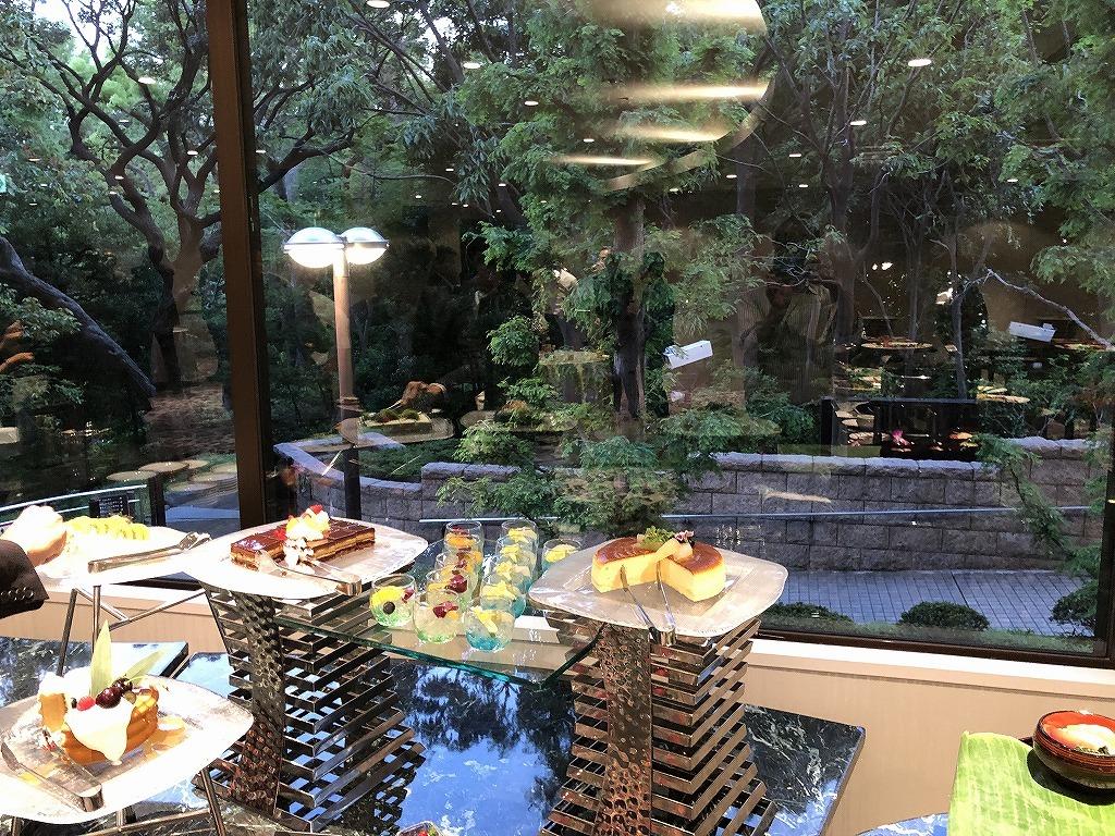 The Garden View@Tokyo Marriott Hotel_b0400788_12143989.jpg