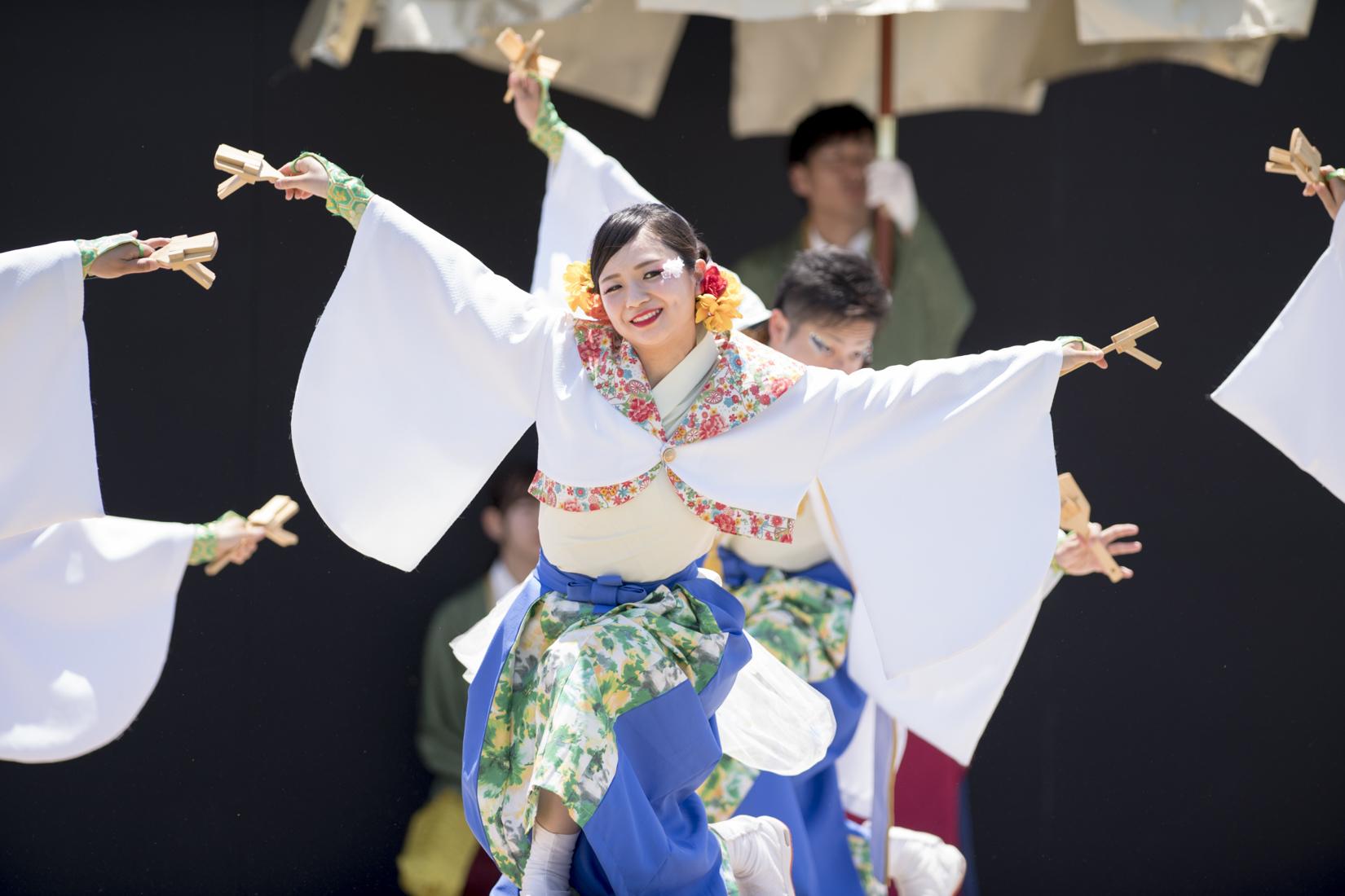 2019 よさこいin おいでん祭『葵や一晴』_f0184198_00321420.jpg