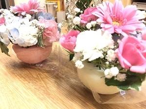 お花が家にあるっていいね♡_c0369433_07290536.jpg