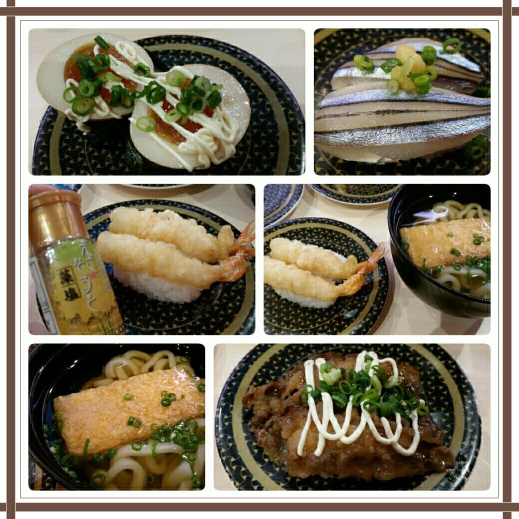 サンデーランチは。はま寿司に♪_d0219834_12301699.jpg