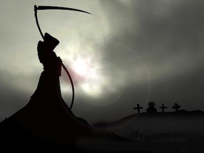 様々なる死の意匠/哲学者と驢馬と無花果とチェス仇。笑止千万、笑死と頓死。_c0109850_16221240.jpg