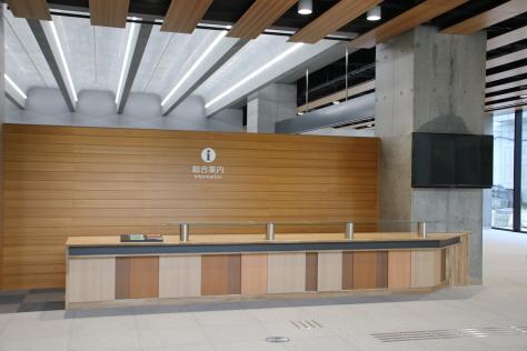 市役所新庁舎が完成 来月1日業務開始_f0237658_14314905.jpg