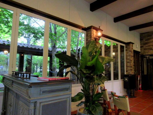 トップローズシーズンの軽井沢レイクガーデン * Elevenses Tea Roomsのランチ♪_f0236260_23450833.jpg