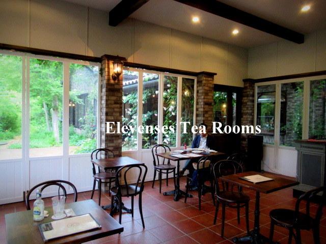 トップローズシーズンの軽井沢レイクガーデン * Elevenses Tea Roomsのランチ♪_f0236260_23453042.jpg