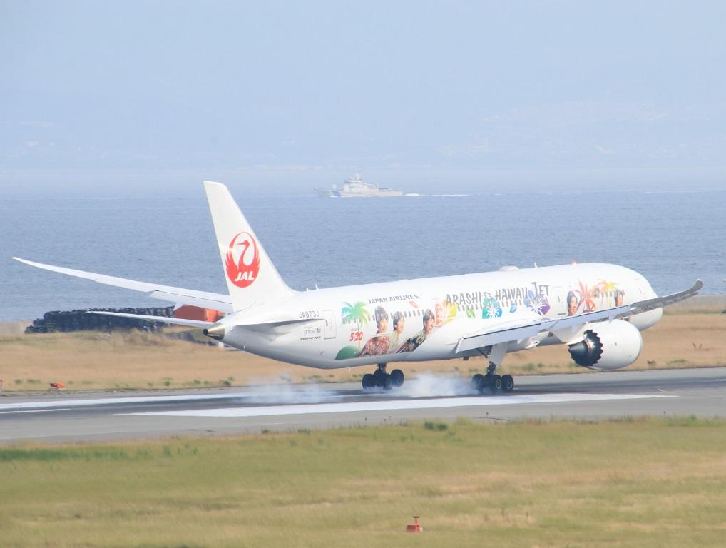 JAL 嵐ジェット B787-9 2019年_d0202264_726836.jpg