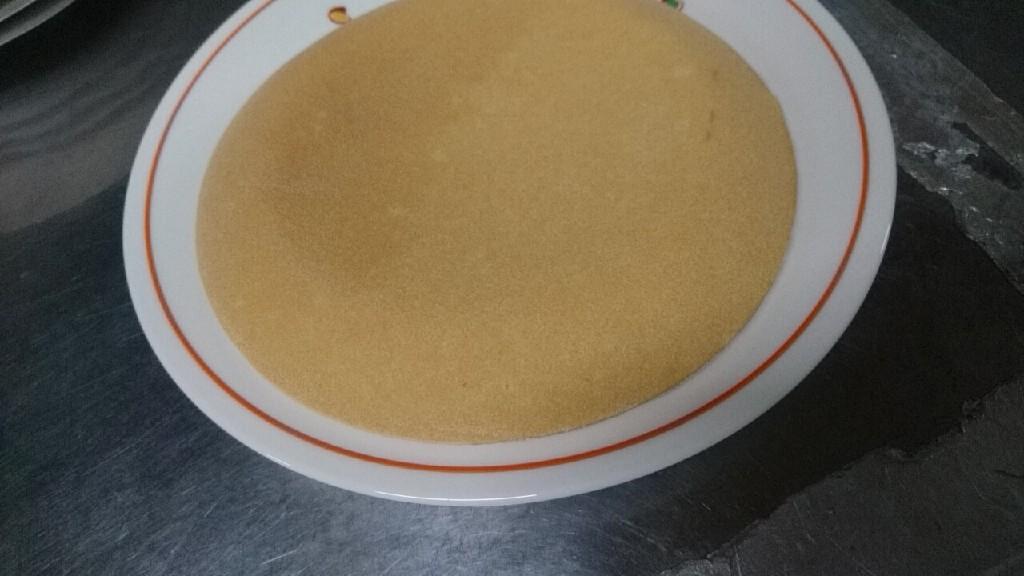 炊飯器でホットケーキ_b0106766_06450304.jpg