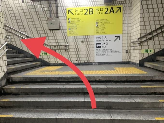 地下鉄弘明寺駅からのアクセス_a0296269_21524509.jpeg