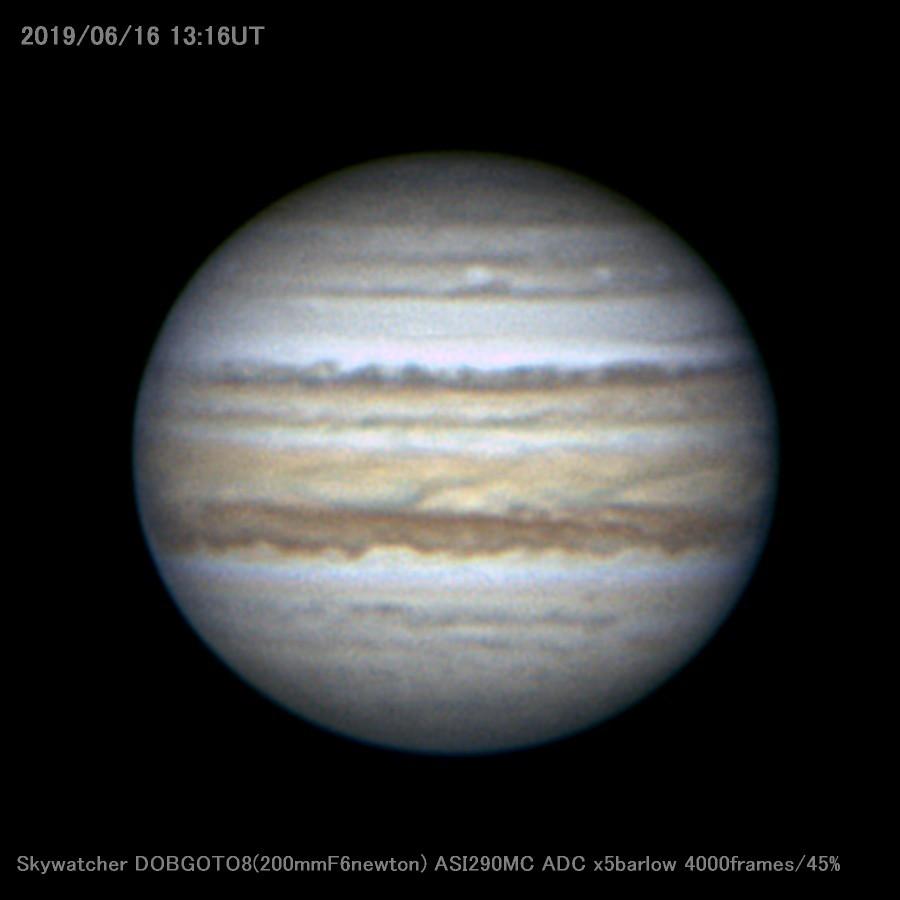 DOB GOTO8の実力 木星を撮ってみた_a0095470_23052163.jpg