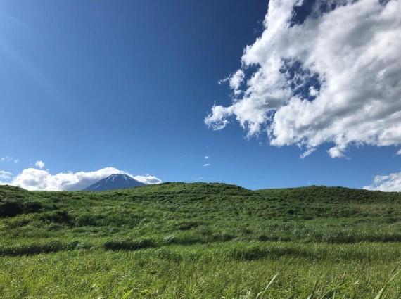 夏 富士山_c0331470_00300341.jpg