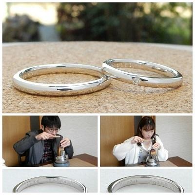 結婚指輪 | 岡山_d0237570_14380686.jpg