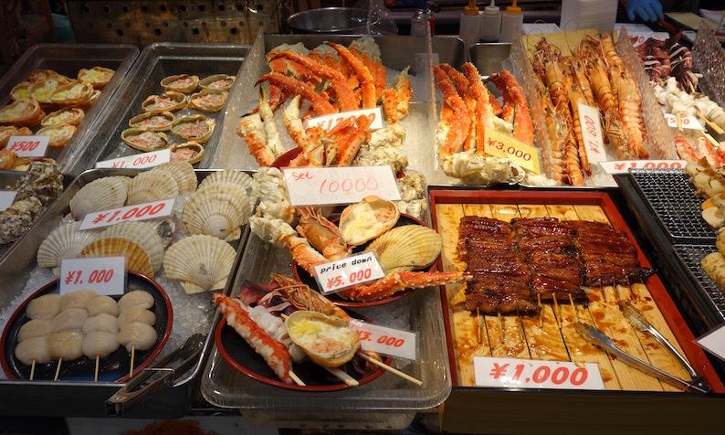 黒門市場の魚2_b0057679_09225322.jpg