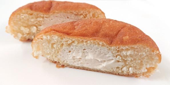 【袋ドーナツ】山崎製パン「ホイップクリームドーナツ」【もっふもふ。冷やすとよりおいしい】_d0272182_16471015.jpg