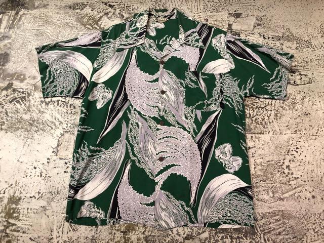 6月26日(水)マグネッツ大阪店ヴィンテージ入荷!!#1  VintageHawaiianShirt編!! Lauhala & Japanesque!!_c0078587_18383022.jpg