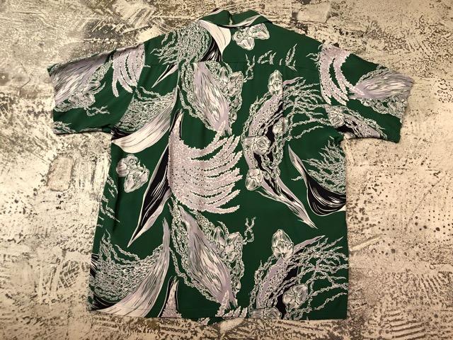 6月26日(水)マグネッツ大阪店ヴィンテージ入荷!!#1  VintageHawaiianShirt編!! Lauhala & Japanesque!!_c0078587_18384196.jpg