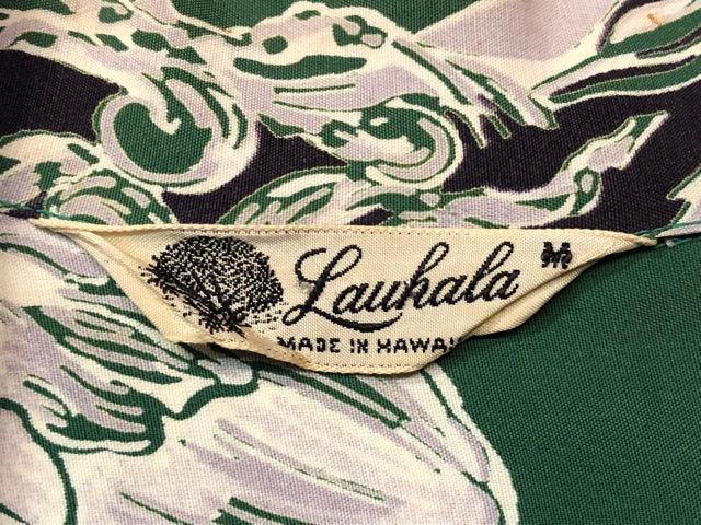 6月26日(水)マグネッツ大阪店ヴィンテージ入荷!!#1  VintageHawaiianShirt編!! Lauhala & Japanesque!!_c0078587_18385519.jpg