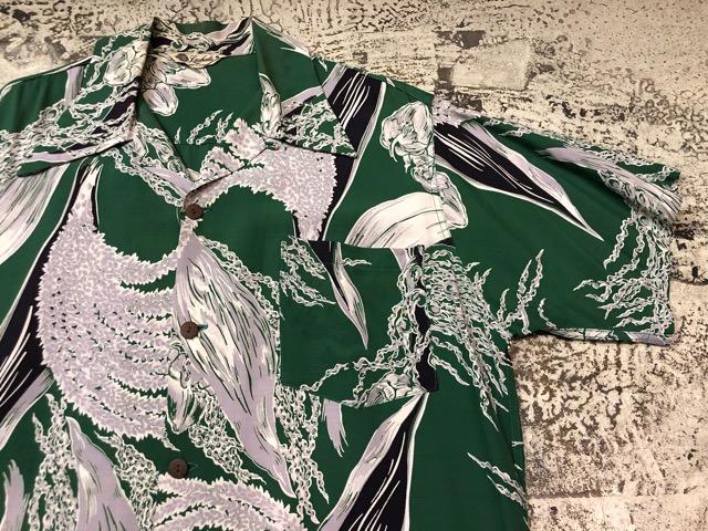 6月26日(水)マグネッツ大阪店ヴィンテージ入荷!!#1  VintageHawaiianShirt編!! Lauhala & Japanesque!!_c0078587_1839149.jpg