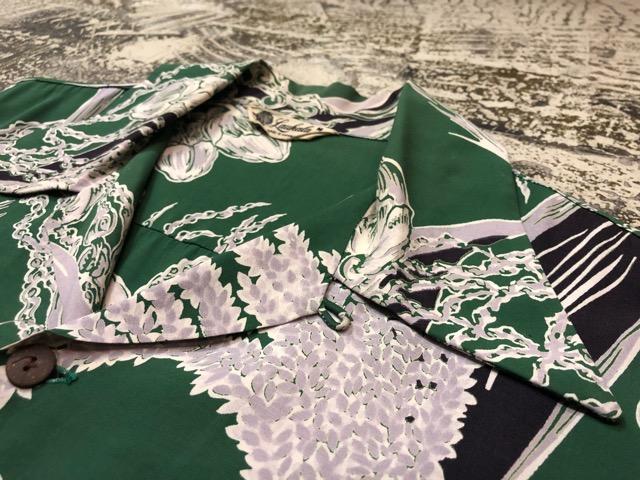 6月26日(水)マグネッツ大阪店ヴィンテージ入荷!!#1  VintageHawaiianShirt編!! Lauhala & Japanesque!!_c0078587_18393916.jpg
