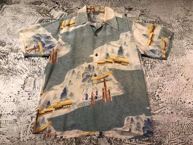 6月26日(水)マグネッツ大阪店ヴィンテージ入荷!!#1  VintageHawaiianShirt編!! Lauhala & Japanesque!!_c0078587_19123669.jpg
