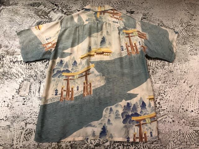 6月26日(水)マグネッツ大阪店ヴィンテージ入荷!!#1  VintageHawaiianShirt編!! Lauhala & Japanesque!!_c0078587_19124739.jpg
