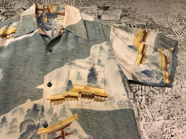 6月26日(水)マグネッツ大阪店ヴィンテージ入荷!!#1  VintageHawaiianShirt編!! Lauhala & Japanesque!!_c0078587_1913416.jpg