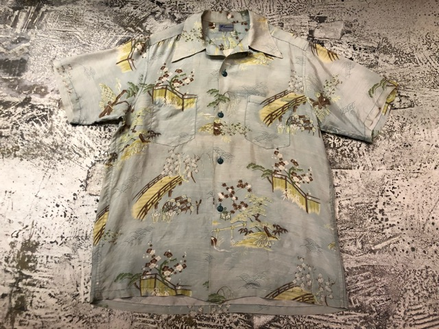 6月26日(水)マグネッツ大阪店ヴィンテージ入荷!!#1  VintageHawaiianShirt編!! Lauhala & Japanesque!!_c0078587_191635.jpg