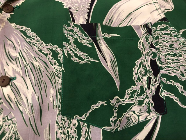 6月26日(水)マグネッツ大阪店ヴィンテージ入荷!!#1  VintageHawaiianShirt編!! Lauhala & Japanesque!!_c0078587_1964637.jpg