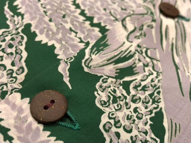 6月26日(水)マグネッツ大阪店ヴィンテージ入荷!!#1  VintageHawaiianShirt編!! Lauhala & Japanesque!!_c0078587_1965350.jpg
