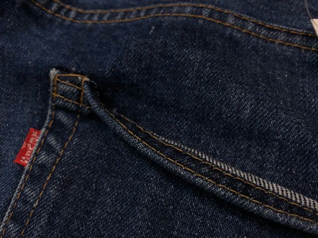 Vintage Levi\'s Denim&Leather Bottoms!!(マグネッツ大阪アメ村店)_c0078587_2145671.jpg